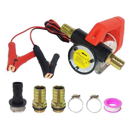 Pompa transfer lichide , 12 V-24 V , 175 W , 40 Lt/min , autoamorsanta