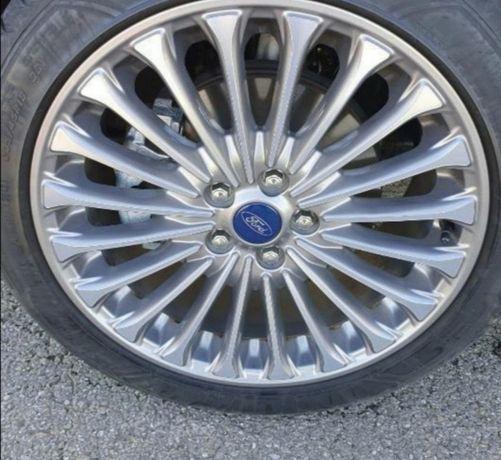 Jante originale Ford Mondeo MK5 Titanium cu senzori și anvelope