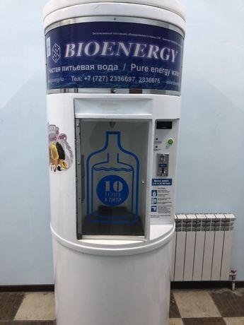 Установим аппарата автомат очистки Воды