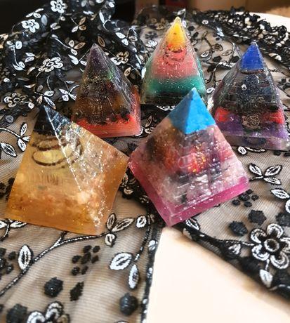 piramide orgoni