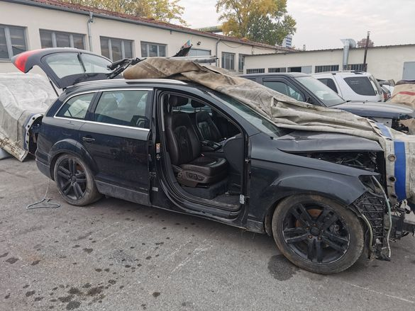 Audi Q7 На Части 3.0TDI BUG Двигател 170 000км ТДИ КЮ7 КУ7 BOSE