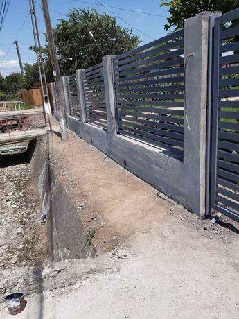 Garduri si porți