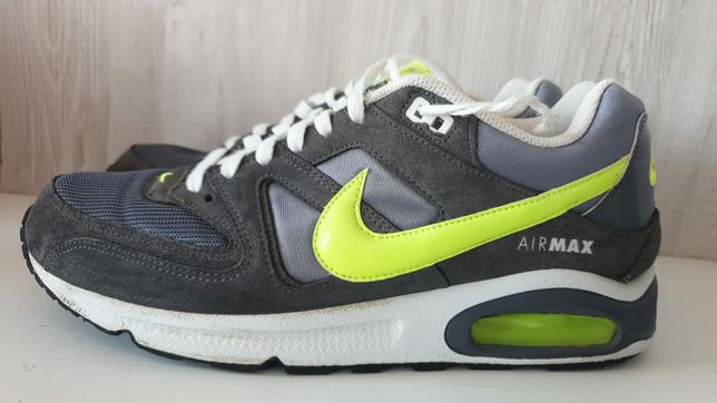 Nike Air Max Command Dark Grey/Volt mărime 44