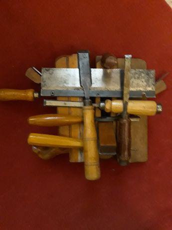 Scule tâmplărie lemn