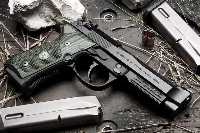 Pistol de PUTERE=>Airsoft TAURUS PT92 US Modell=> 4 jouli