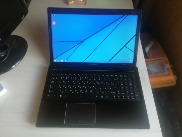 Продаётся ноутбук lenovo g580