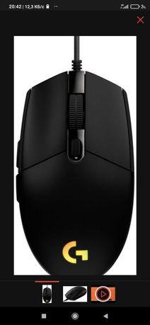 Мышь Logitech G102 Lightsync