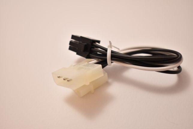 Adaptor placa video, Molex la 6 pini PCI-e