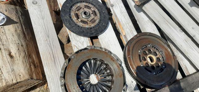 Volanta masa dubla,disc,placa presiune Ford Transit 2.4 TDCI 6 trepte