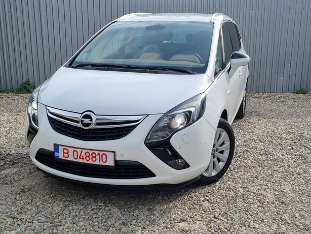 Opel Zafira /Automat/Xenon/Incalzire Scaune/Posibilitate rate,Avans 0