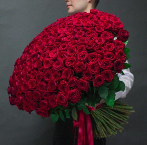 Розы от 590₸ < Букеты из роз < Цветы < Букет < Доставка цветов 04