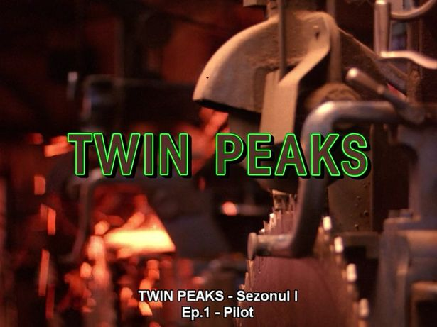 Serial Twin Peaks cu transport inclus