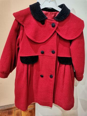 Вълнено палтенце