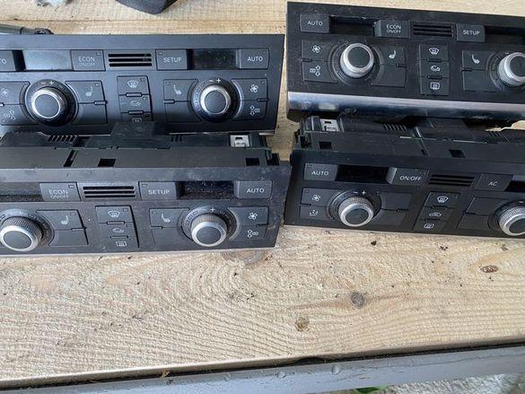 Климатроници на части врътки и копчета Ауди А6 Audi A6 4f