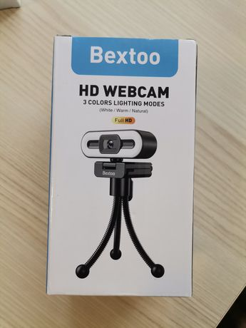 Webcam bextoo 1080p