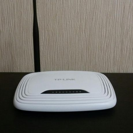 Продам модем роутер TL-WR740 для Евразия Стар и Билайн дома с wi-fi