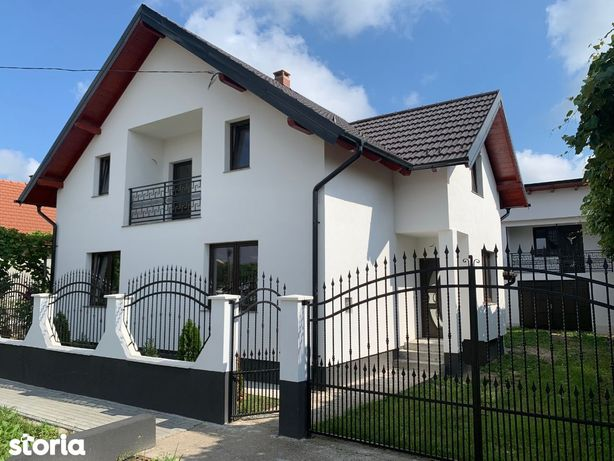 Casa Noua P+1 in Comuna BOTIZ Finisat