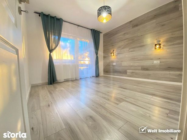 Apartament 3 camere, 65 mp, 2 bai, 2 balcoane, etaj 2, Zorilor