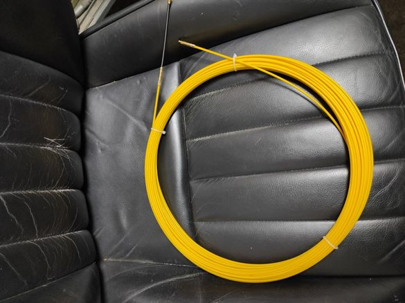 Рейка -жило за изтегляне на кабели