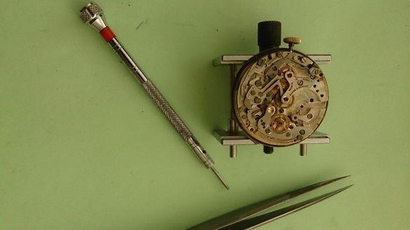 Часовникар, поправяне и поддръжка на механични часовници