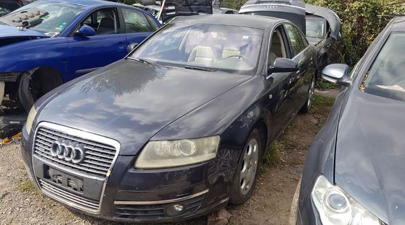 Ауди а6 4ф седан 3.0тди 4х4 автомат на части / Audi a6 4f sedan 3.0tdi