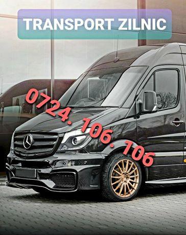 TRANSPORT ZILNIC Persoane Auto Olanda Belgia Germania Austria Cehia