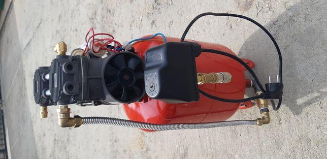 Compresor silentios pentru arzătoare pe ulei ars