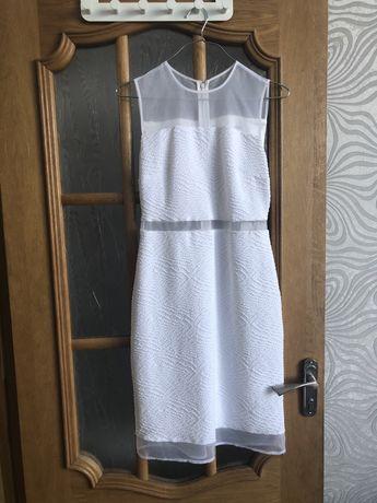 Платье Calvin Klein белое новое с этикеткой