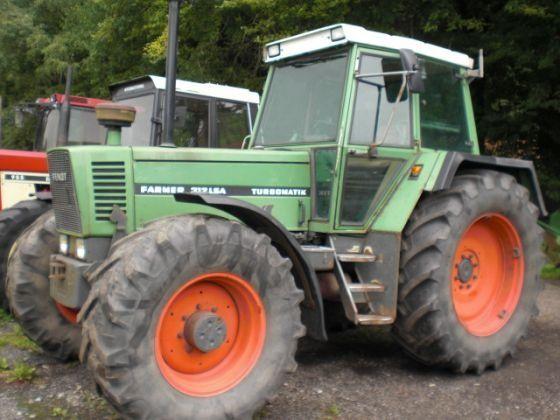 Piese tractor Fendt 307 312