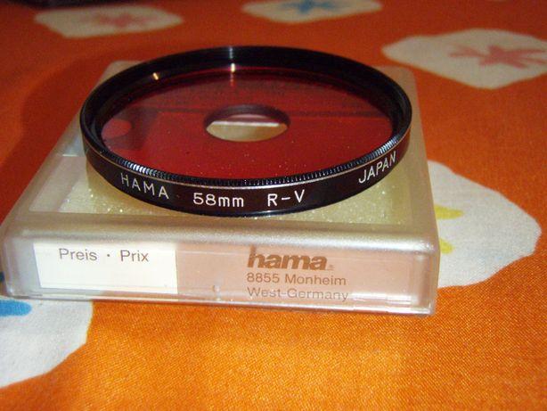 Filtru Hama R-V 58mm