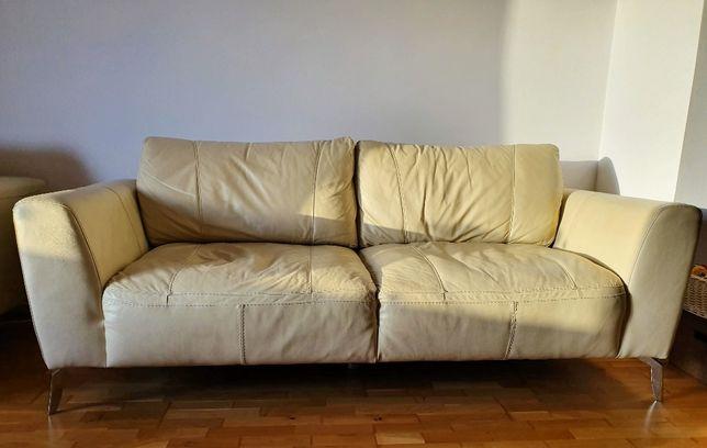 Canapea din piele 3 locuri