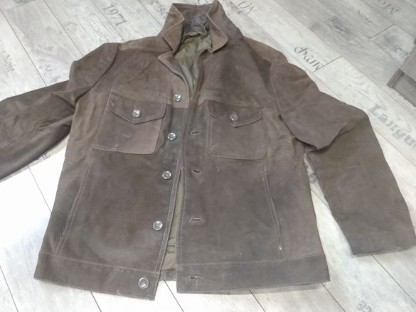Старо велурено яке/сако от фабрика Ловеч