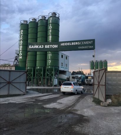 Бетон Тоо Байказ бетон