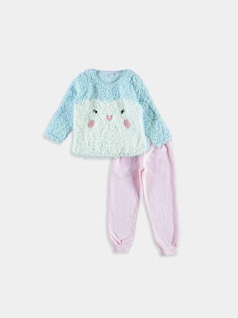 Пижама новая, детская, 4-5 лет
