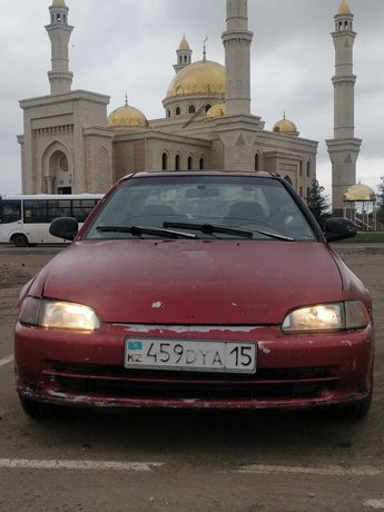 Honda civic 1992 каз.учёт