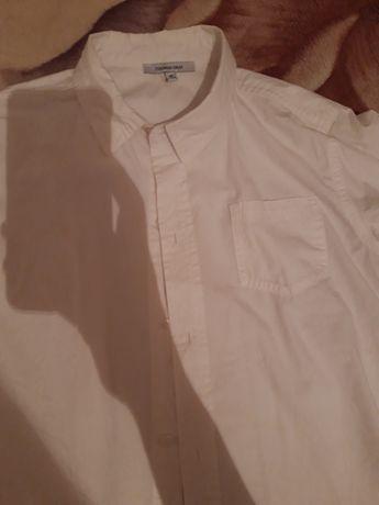 Продам рубашку на мальчика рост 140 /10лет