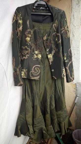 Сако + дълга пола - на Модна къща Люсил