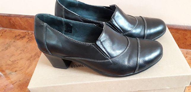 Pantofi piele naturală mărimea 38