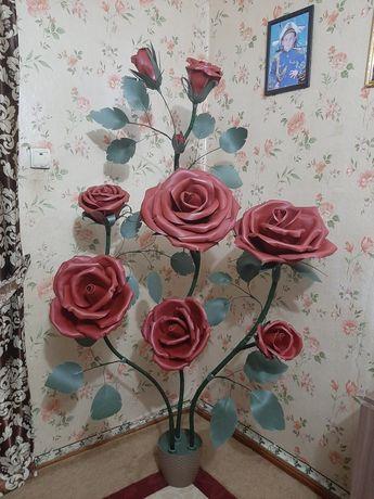 Продам цветок ручной работы