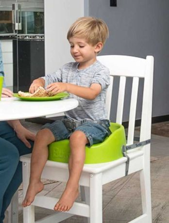 Bumbo Inaltator/Booster scaun copii - galben