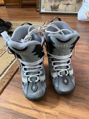 Сноуборд обувки като нови