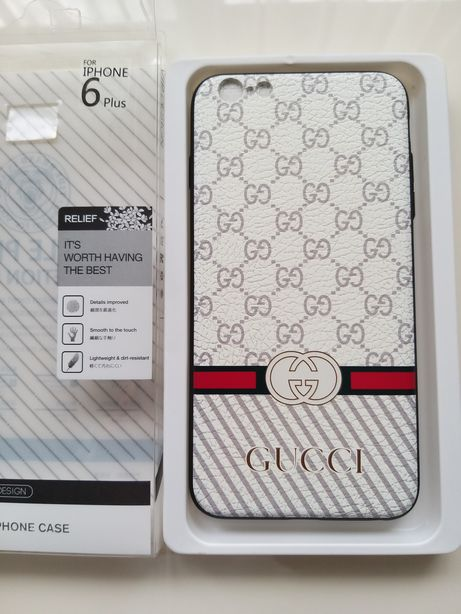 Carcasă GUCCI Iphone 6 Plus  Import Germania