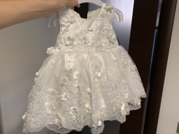 Rochita bebe eleganta . NOUA CU ETICHETA . 12 - 18 luni