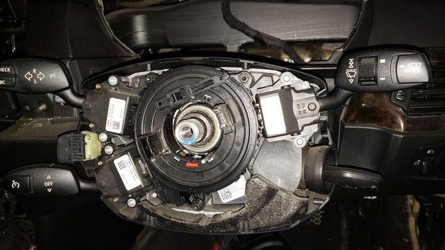Dezmembrez Bmw E60 Spira Volan Electric Pompa Tulumba Frana Modul Usa
