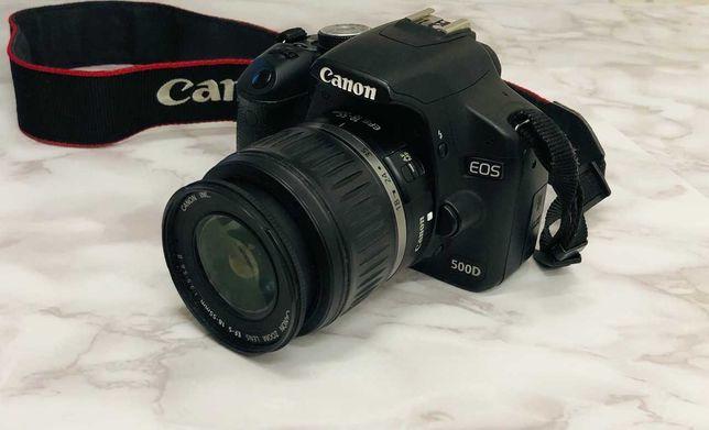 Продам 23.863 Canon EOS 500D г. Алматы