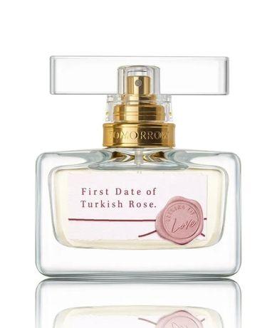 Женская парфюмерная вода AVON First Date of Turkish Rose