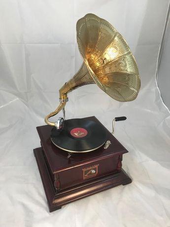 Gramofon vintage funtional