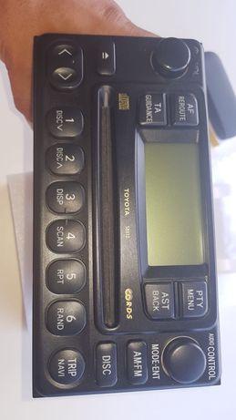 Sistem Audio Toyota Rav 4-etc