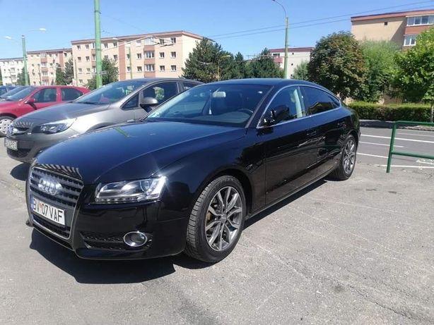 Mașina Audi A5 TDI