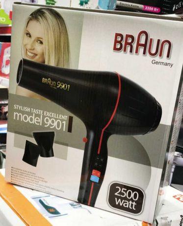 Профессиональный фен Braun 9901